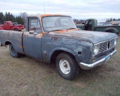 1971 International Pickup