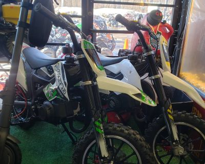 2021 Daix Icebear SYX Moto 49cc Motor Bikes Forest View, IL