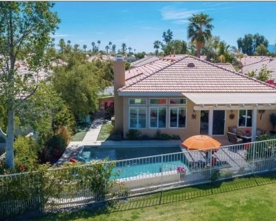 HOME ON GOLF COURSE WITH SALTWATER POOL&SPA 2 MI TO COACHELLA! - Indio