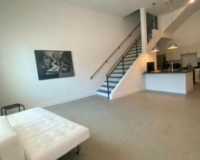 Downtown Loft with Chic Stylings, Norcross, GA