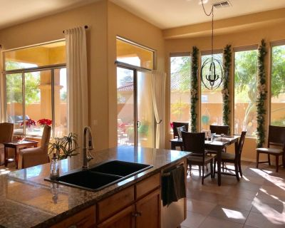 Sunny, Artist's home Gorgeous Clubhouse with Heated Pool, Spa, Tennis, Gym - Village At Aviano