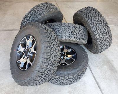 Colorado - 2021 JLUR Wheels & Tires for sale