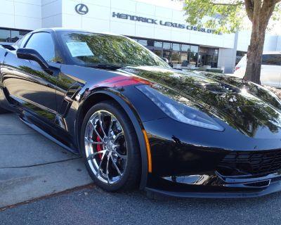 Pre-Owned 2017 Chevrolet Corvette Grand Sport 1LT