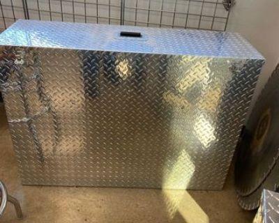 Pipe Beveler Kit w/ Storage Container - Unused