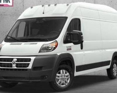 2018 Ram ProMaster Cargo Van 3500