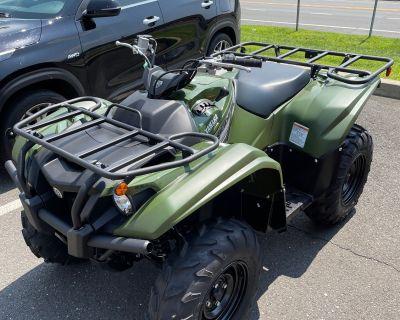 2021 Yamaha Kodiak 700 ATV Utility Danbury, CT