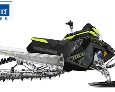 2022 Polaris 850 RMK KHAOS Matryx 155 Factory Choice Snowmobile Mountain Kaukauna, WI