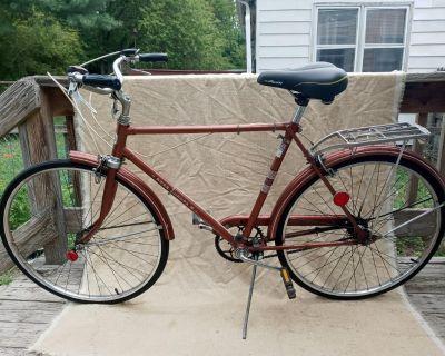 Vintage 1978 Ross Uropa Bike