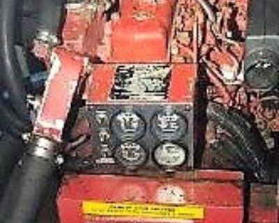 1997 westerbeke 8.0 diesel generator diesel