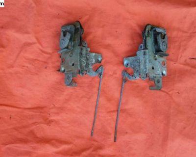 67 Only Front Door Mechanism L/R Pair