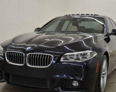 2015 BMW 5 Series 535i