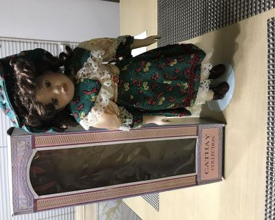 18 Cathay Collection Porcelain Doll