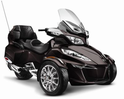 2014 Can-Am Spyder RT Limited SE6