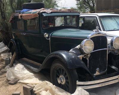 1929 Dodge Brothers Sedan