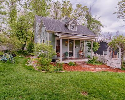 Historic Downtown Boulder Home - Whittier