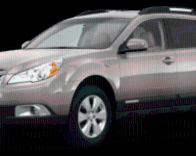 2010 Subaru Outback 2.5i Limited with Power Moonroof/Navigation Auto