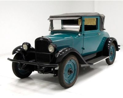 1926 Chevrolet Coupe