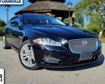 2015 Jaguar XJ Portfolio