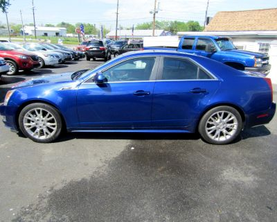 2012 Cadillac CTS Sedan 4dr Sdn 3.6L Premium AWD