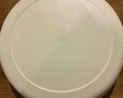Tupperware Sectioned Dish