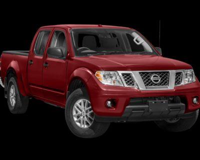 New 2021 Nissan Frontier SV RWD 4D Crew Cab