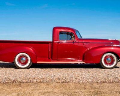 1947 Hudson Big Boy Series 18 Pickup Restored Truck