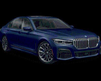 BMW 750i All Wheel Drive Sedan - Offsite Location In-Transit