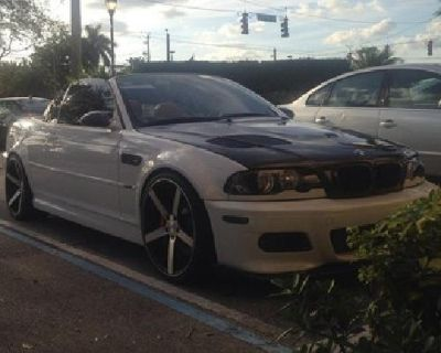 $2,800 OBO Staggered Vossen CV3 wheels & tires for BMW - mint condition