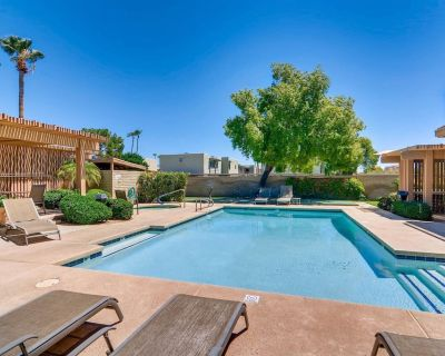 Luxury 3BR Townhome- Varmt TUB + Varmt Pool + Tennis - Scottsdale