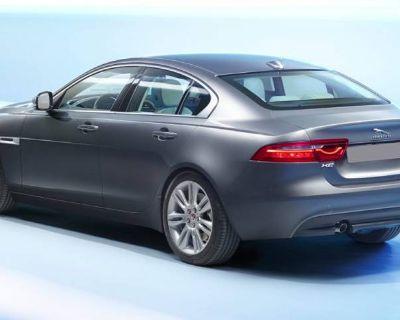 2017 Jaguar XE Standard