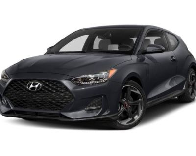 Certified Pre-Owned 2020 Hyundai Veloster Turbo FWD 3dr Car
