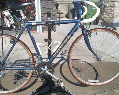 """1992 Cannondale T600 Touring Road Bike (Adult 21"""")"""