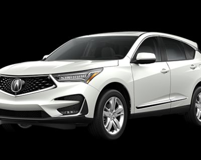 New 2021 Acura RDX Advance Package SH-AWD and Navigation