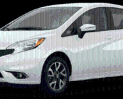 2016 Nissan Versa 1.6 SR
