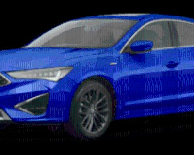 2019 Acura ILX A-Spec with Premium Package