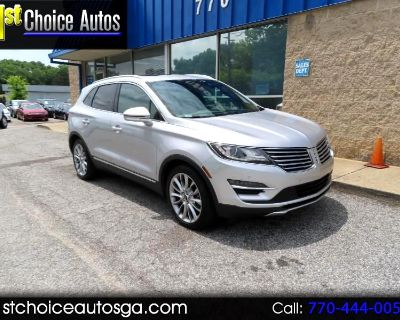 Used 2015 Lincoln MKC FWD 4dr