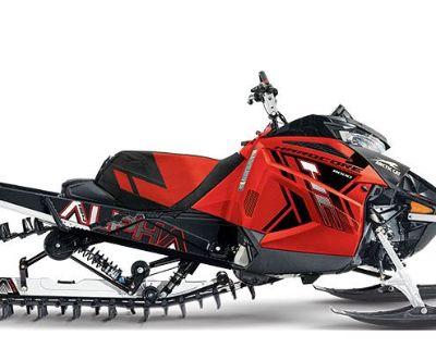 2021 Arctic Cat M 8000 Hardcore Alpha One 154 3.0 Snowmobile Mountain Osseo, MN