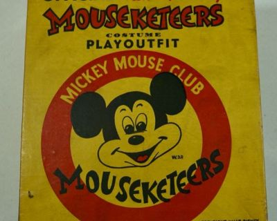Walt Disney / Mickey Mouse Collection Auction