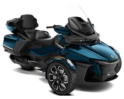 2021 Can-Am Spyder RT Limited 3 Wheel Motorcycle Amarillo, TX