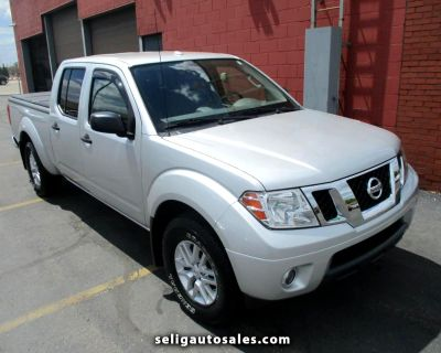 Used 2016 Nissan Frontier SL Crew Cab LWB 5AT 4WD