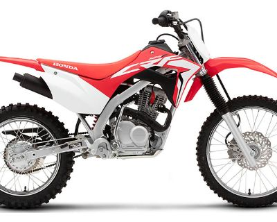2021 Honda CRF125F (Big Wheel) Motorcycle Off Road Broken Arrow, OK