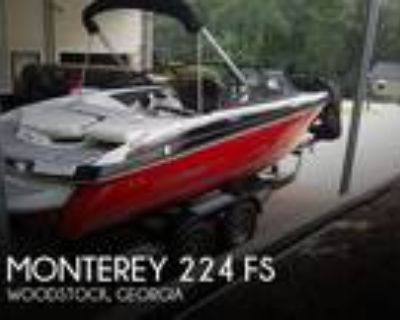 22 foot Monterey 224 FS