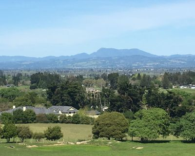 The Ranch, Incredible views of Sonoma County, acres of privacy sprawling over it's own hill top - Sebastopol