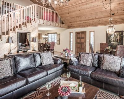You ll feel a world a part when you vacation at Sierra s Grace, a home tucked aw - Ruidoso