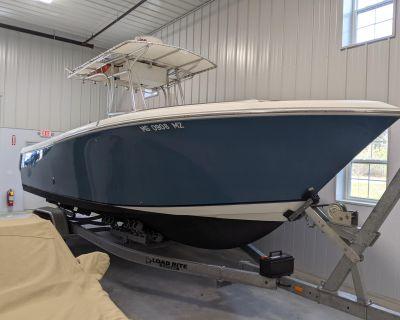 2007 Sailfish 2660 CC