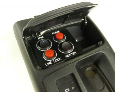 93-96 Trans Am Camaro Z28 Firebird Ash Tray Mounted Nitrous Oxide Control Panel