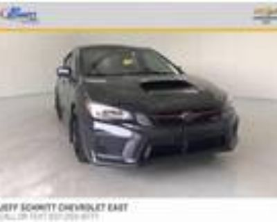 2018 Subaru WRX Black, 37K miles
