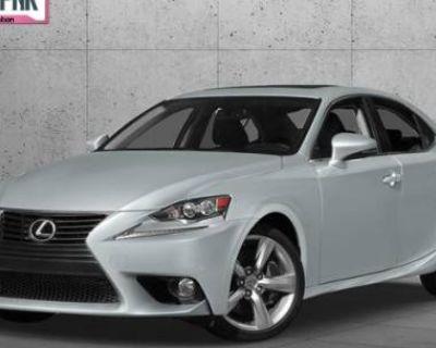2015 Lexus IS IS 350