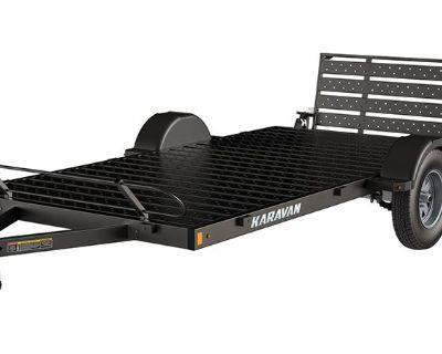 2021 Karavan Trailers 6.5 x 14 ft. Steel Floor Utility Trailers Chico, CA