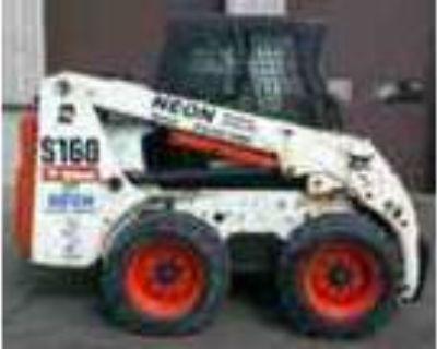 2008 Bobcat S160 Skid Steer Loader